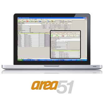 SOFTWARE GESTIONALE PUNTO CASSA -AREA51- Vulcano Team Software