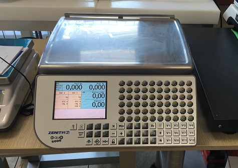 Bilancia Zenith Equa 5000 -Usata-