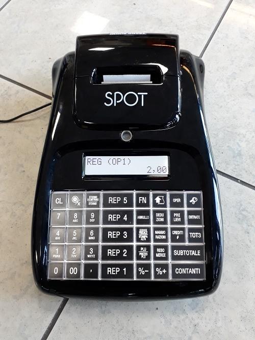 Cassa Spot new usata