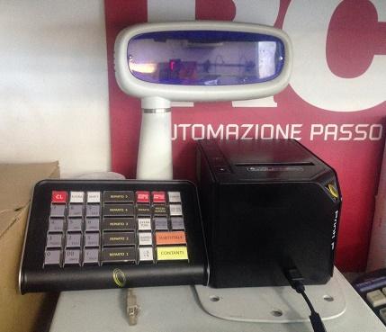 Registratore cassa Print F -Usato-