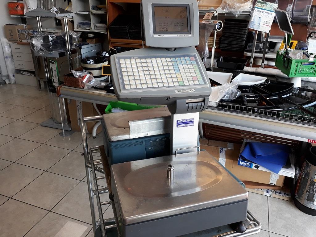 Bilancia Macchi CE 9000 -Usata-