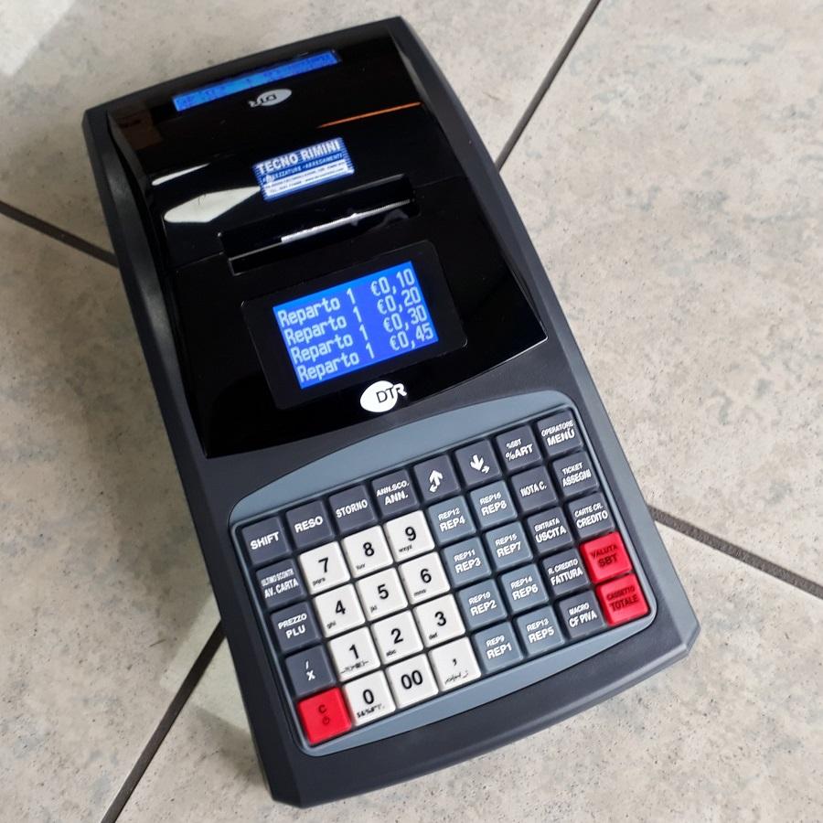 Registratore telematico D-Cash