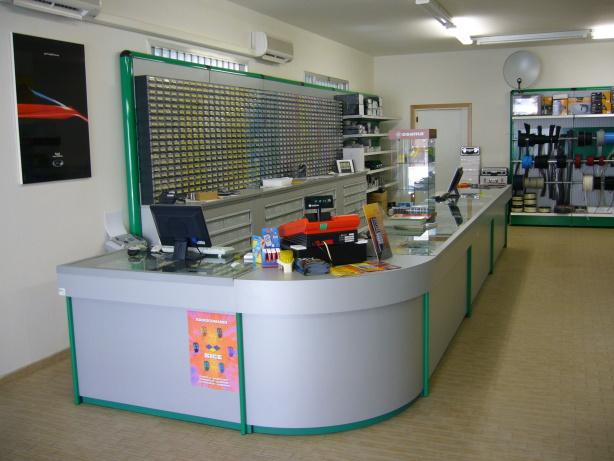 Negozi specializzati for Centro arredo negozi