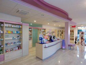 Arredamento Farmacie & Parafarmacie