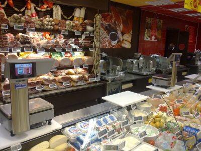 Alimentari Gastronomie Supermarket