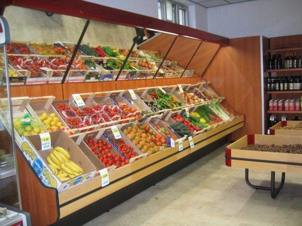 Negozi ortofrutta store for Arredo negozi rimini