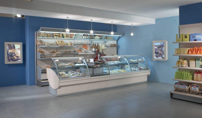 Arredamenti per negozi alimentari e supermarket for Arredamento salumeria