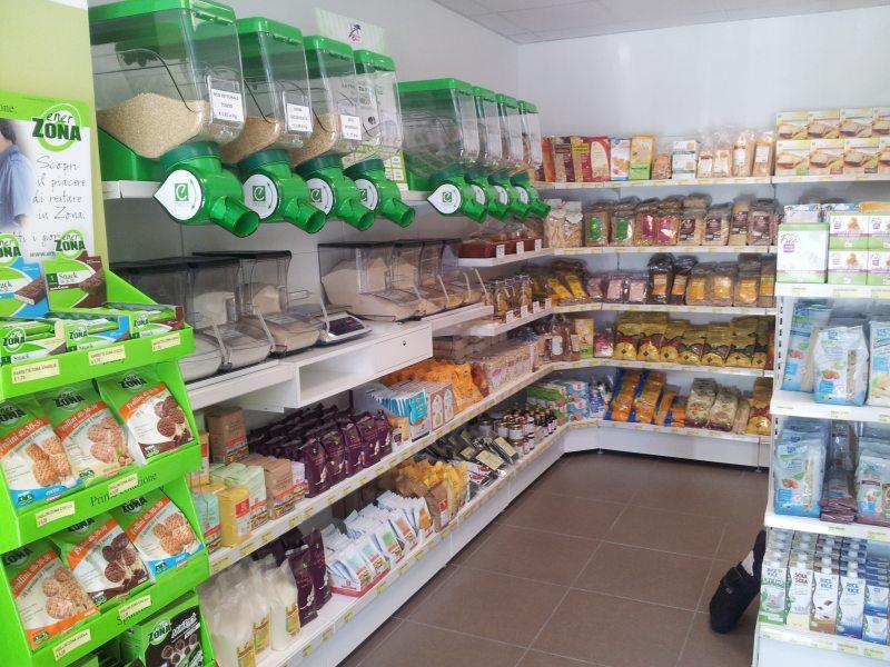 Arredamenti per negozi alimentari e supermarket for Arredamento alimentari usato