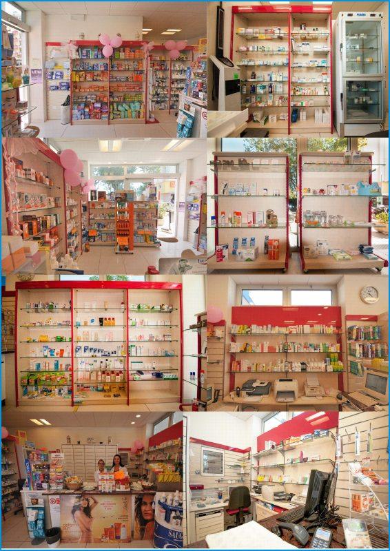 Attrezzature usate per negozi tecno rimini for Arredo farmacia usato