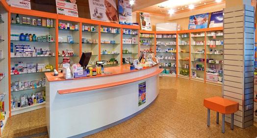 Attrezzature e arredamento per negozi tecno rimini for Arredamento parafarmacia usato