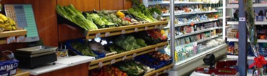 Scaffali Usati Per Negozio Di Frutta E Verdura.Attrezzature E Arredamento Per Negozi Di Ortofrutta Tecno Rimini