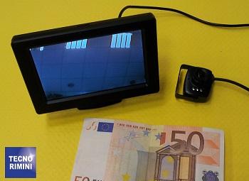 Verificatore di banconote -Usato-